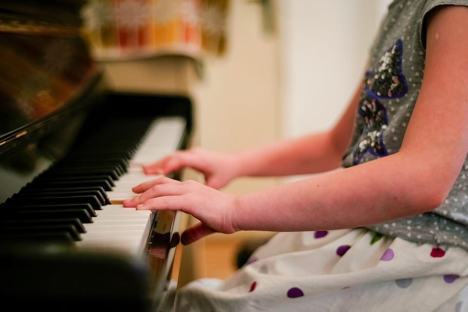 10 Ways Learning to Play Piano May Help Your Child's Development