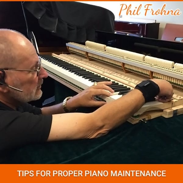 Tips For Proper Piano Maintenance