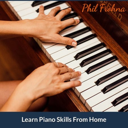 Learn Piano Skills From Home