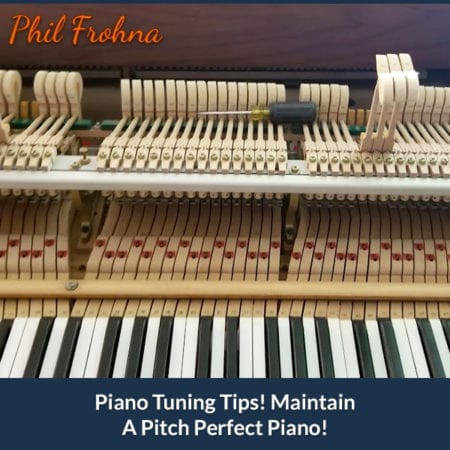 Piano Tuning Tips! Maintain A Pitch Perfect Piano!